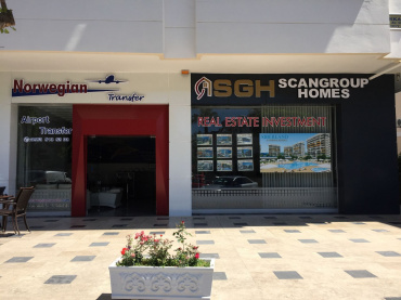 Scangroup Homes